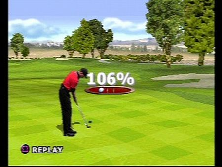 Tiger Woods PGA Tour 2000 - 09002