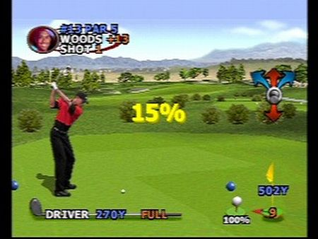 Tiger Woods PGA Tour 2000 - 09003