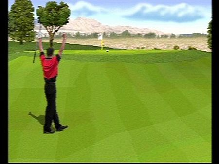 Tiger Woods PGA Tour 2000 - 09006