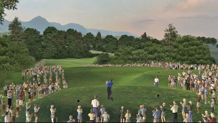Tiger Woods PGA Tour 07 - 03396