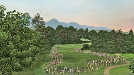 Tiger Woods PGA Tour 07 - 03398