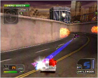 Twisted Metal 4 - 08517