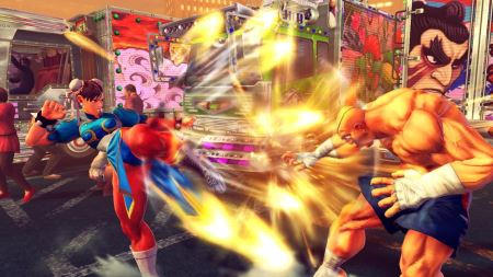Ultra Street Fighter IV - 02707