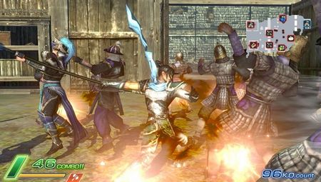 Dynasty Warriors Next - 00099