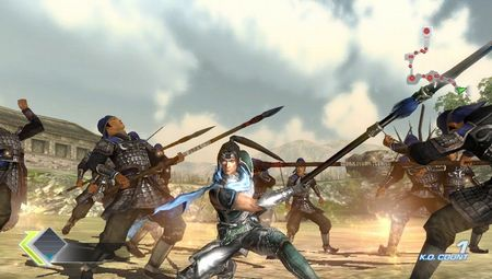 Dynasty Warriors Next - 00106