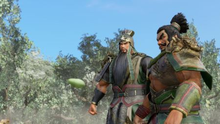 Dynasty Warriors 8: Empires - 01135