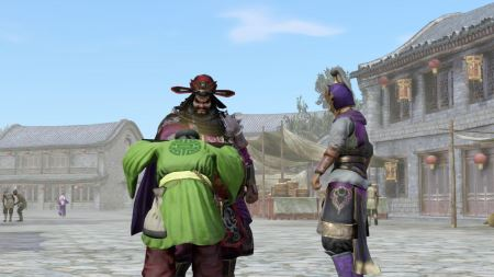 Dynasty Warriors 8: Empires - 01133