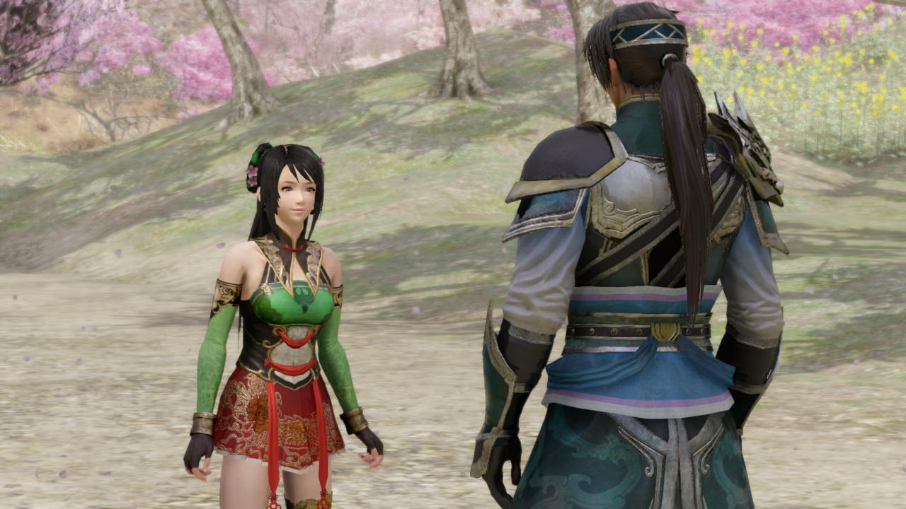 Dynasty Warriors 8: Empires - 01140