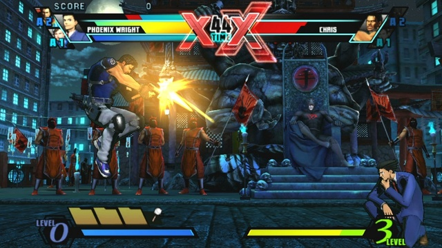 Ultimate Marvel vs. Capcom 3 - 00325