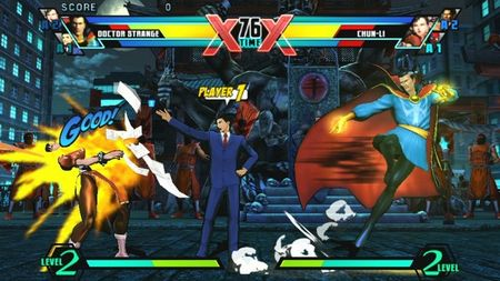 Ultimate Marvel vs. Capcom 3 - 00323