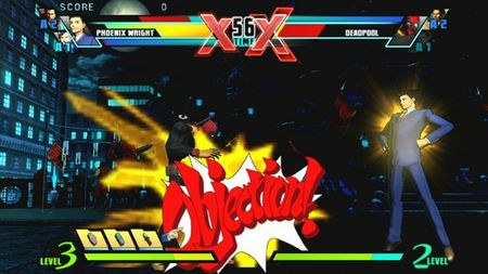 Ultimate Marvel vs. Capcom 3 - 00321