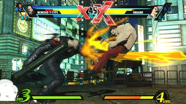 Ultimate Marvel vs. Capcom 3 - 00316