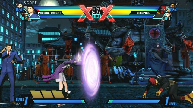 Ultimate Marvel vs. Capcom 3 - 00322
