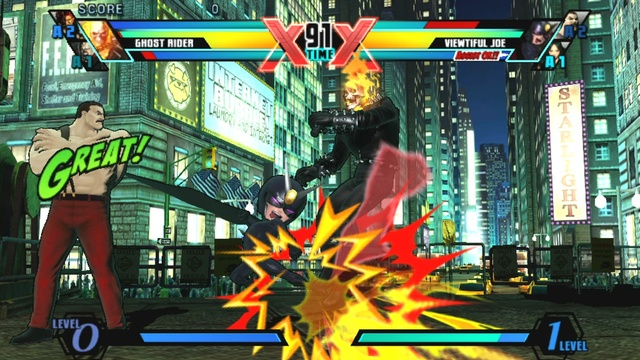 Ultimate Marvel vs. Capcom 3 - 00311