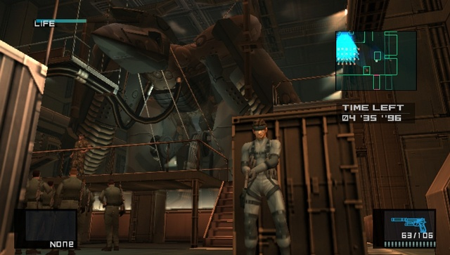 Metal Gear Solid HD Collection - 00585