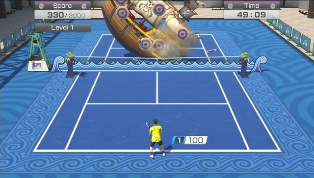 Virtua Tennis 4: World Tour Edition - 00384