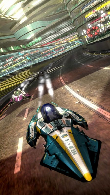 Wipeout 2048 - 00017