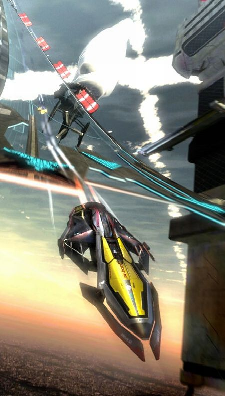 Wipeout 2048 - 00013