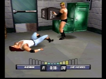 WCW: Backstage Assault - 09926