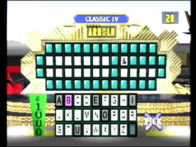 Wheel of Fortune 2nd Edition - 10079