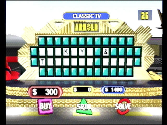 Wheel of Fortune 2nd Edition - 10081