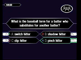 Who Wants To Be a Millionaire? - 09780