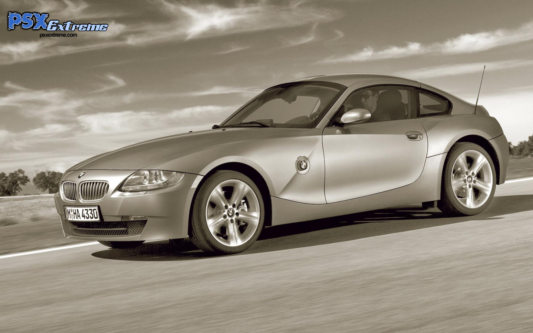 BMW Z4 Coupe Wallpapers