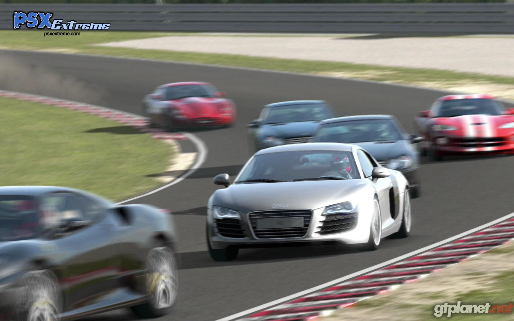Gran Turismo HD Wallpapers