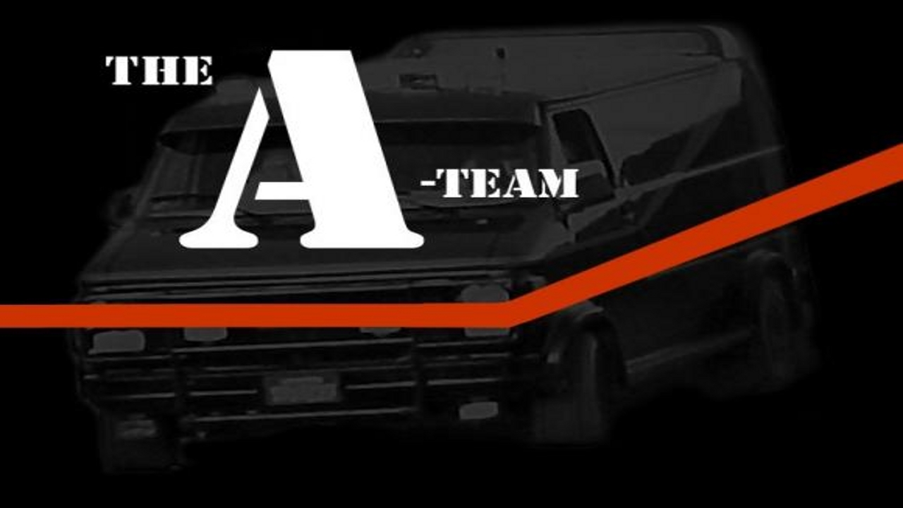 A-Team Van Wallpapers