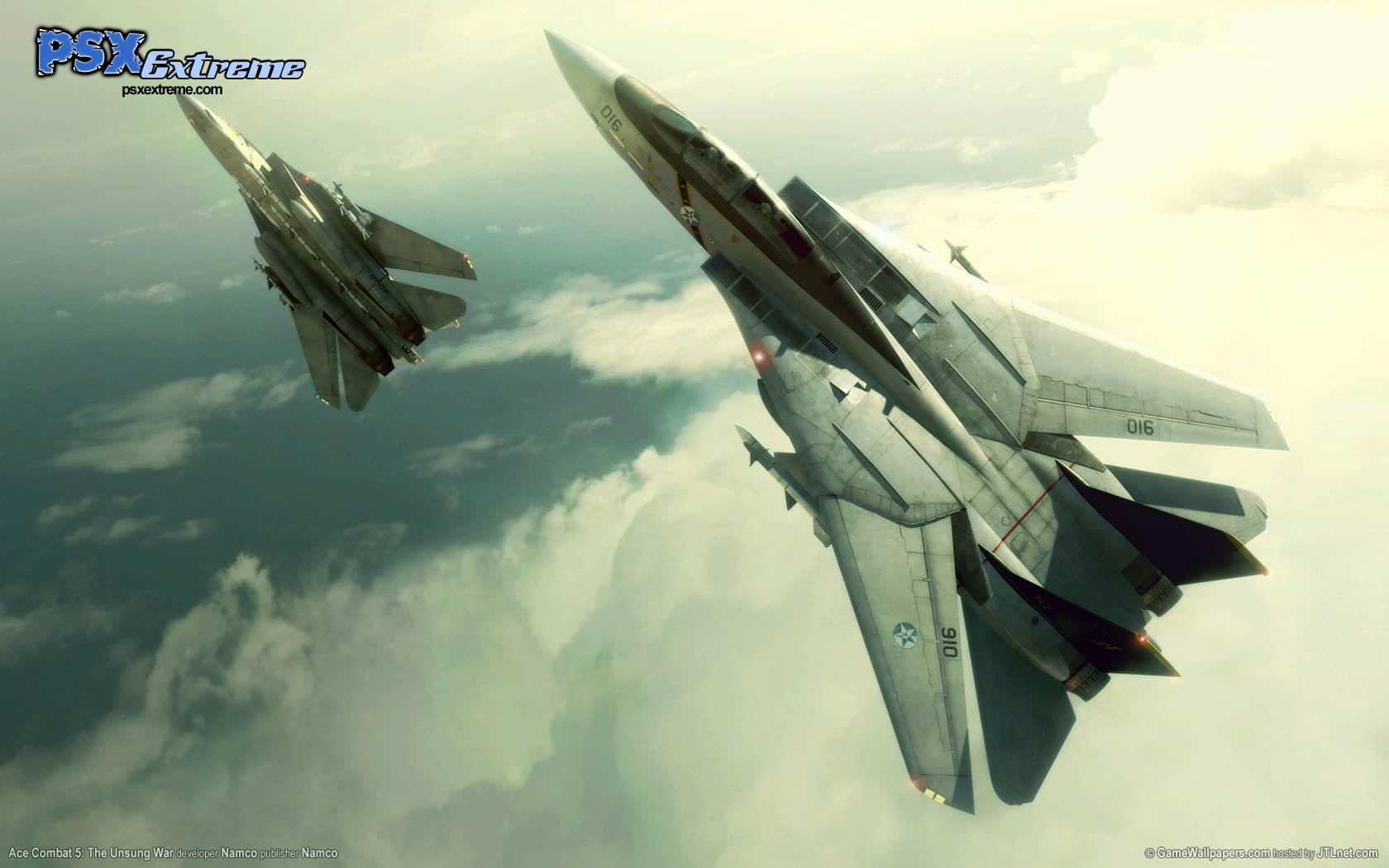 Ace Combat Wallpapers