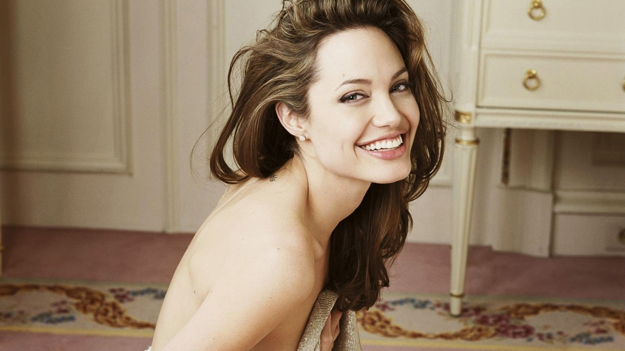 Angelina Jolie 3 Wallpapers