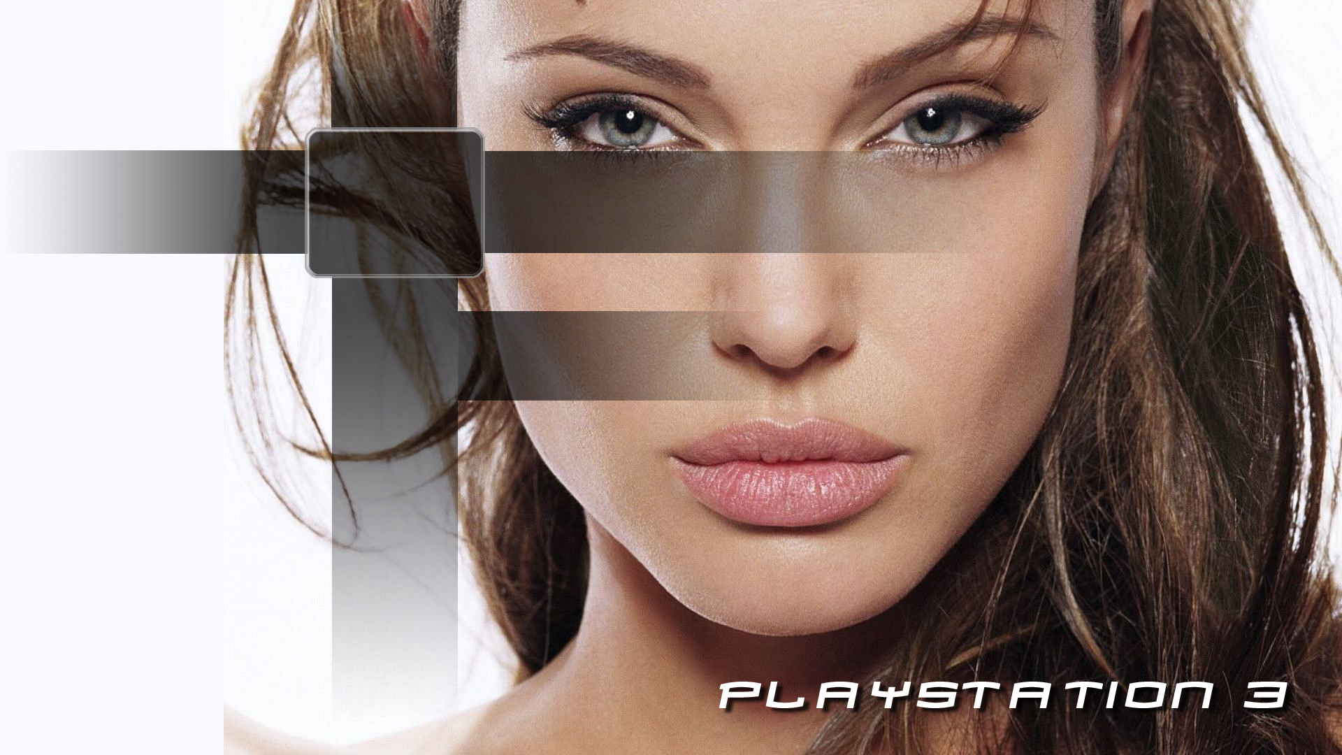 Angelina Jolie - I'm Right Here Wallpapers