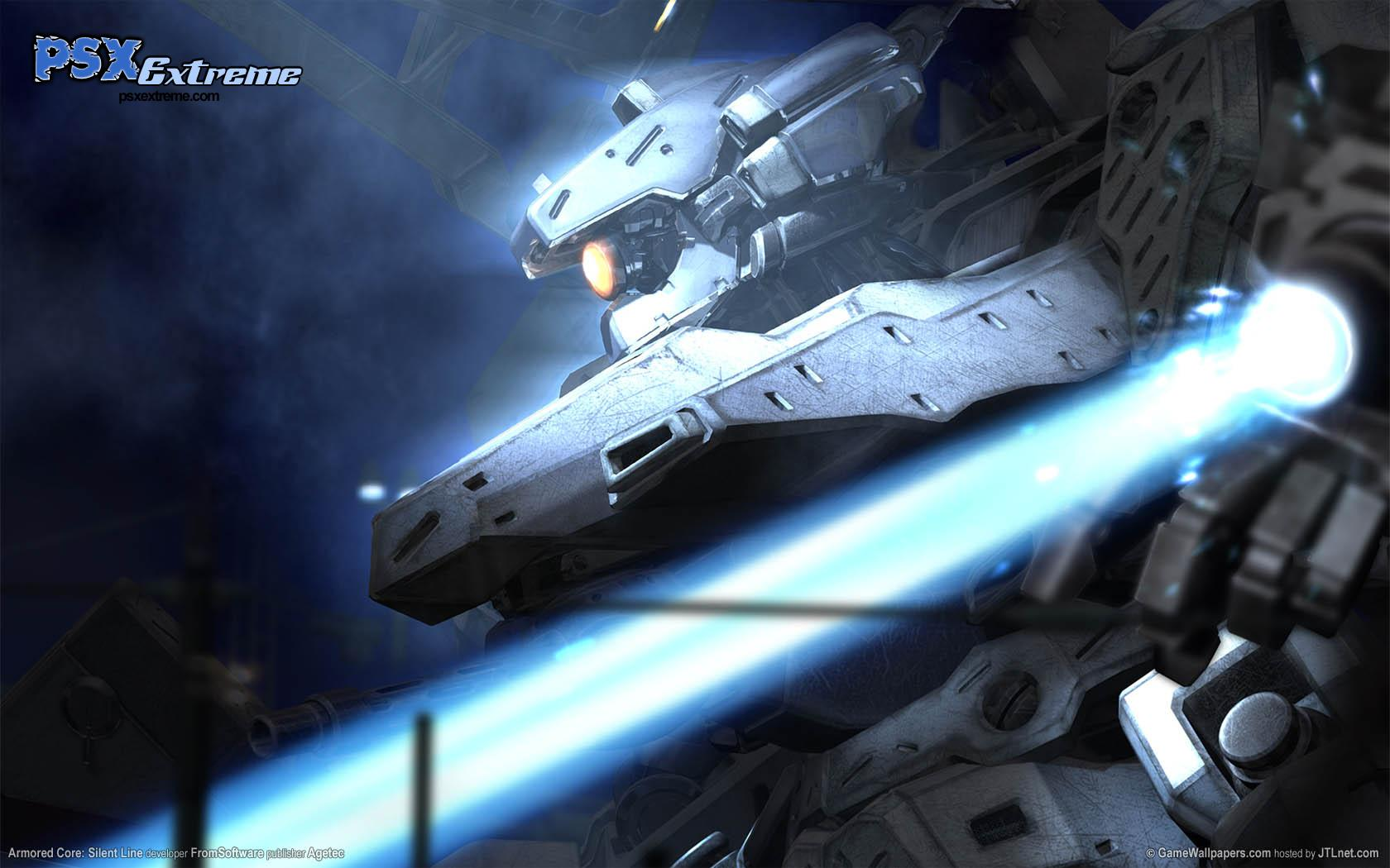 Armored Core: Silent Line Wallpapers