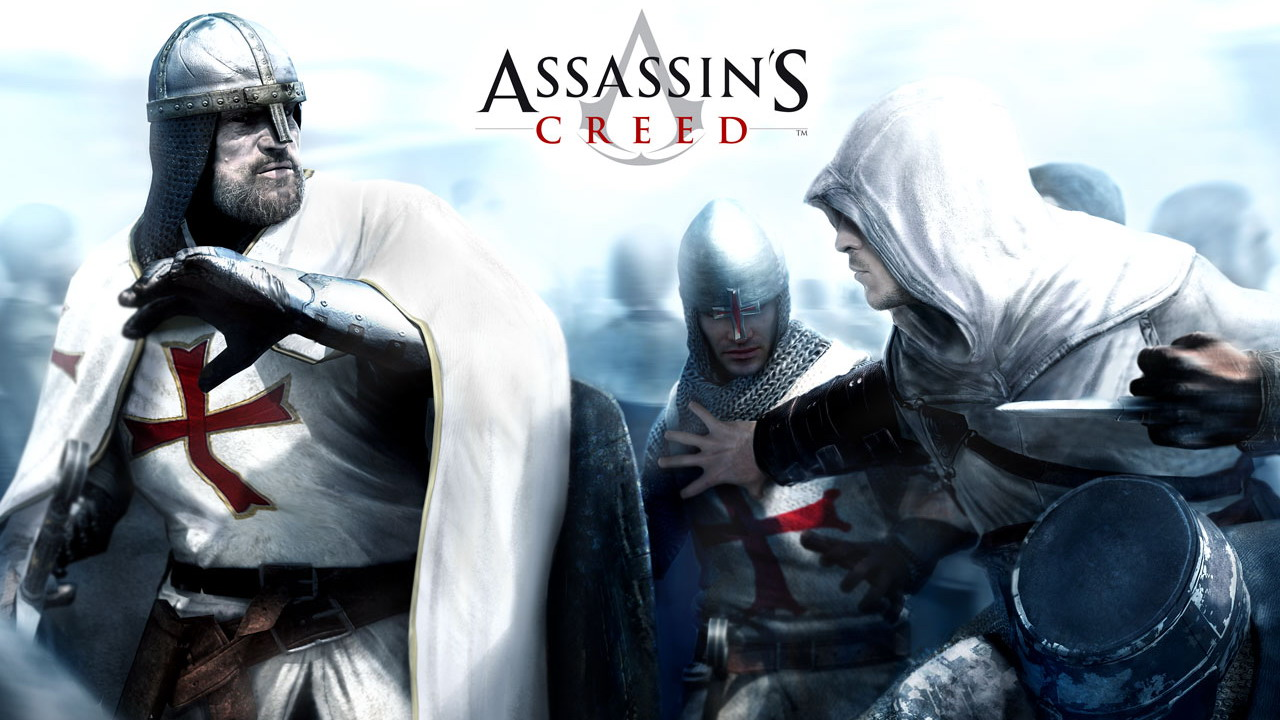 Assassin's Creed - Combat Wallpapers