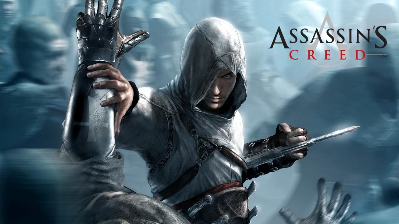 Assassin's Creed - The Assassin Wallpapers
