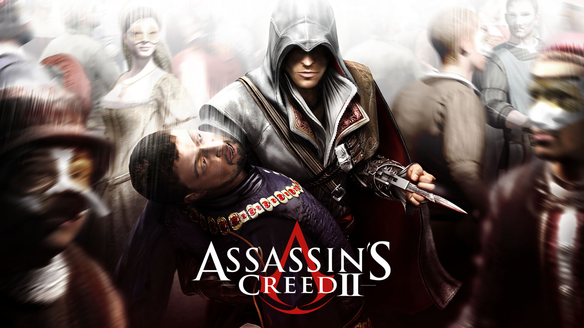 Assassin's Creed II - Death in the Crowd Wallpapers