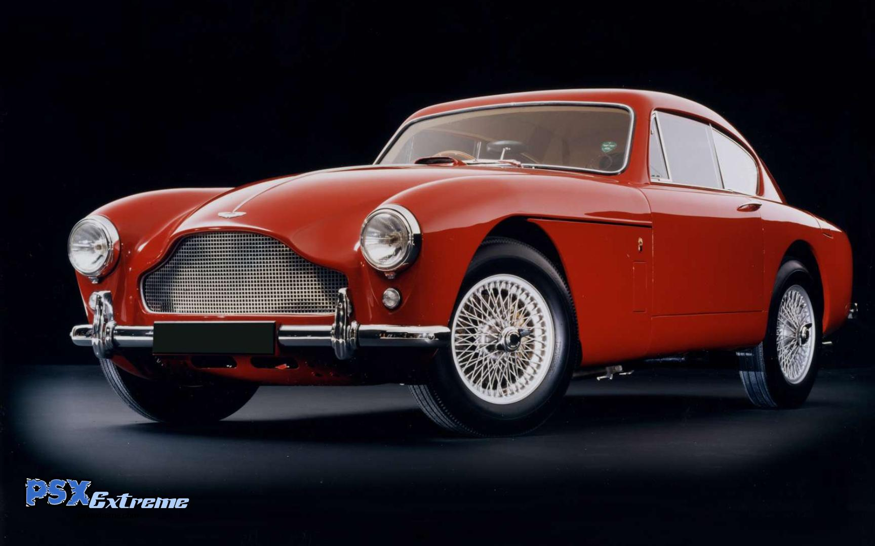 1957 Aston Martin DB Mark Wallpapers
