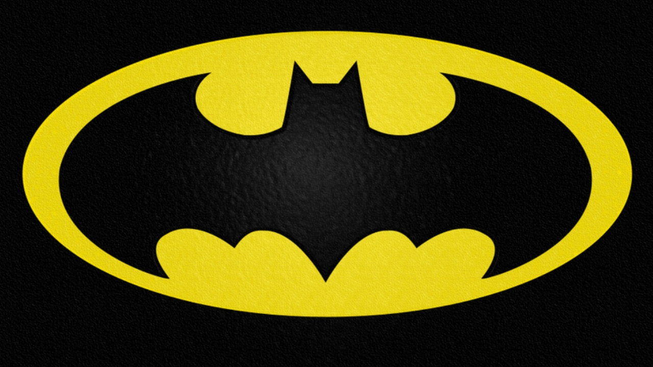 Batman Symbol - Yellow Wallpapers