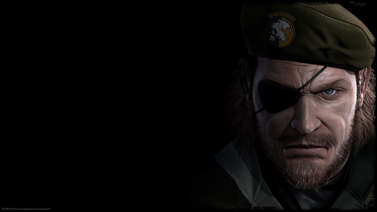Big Boss Black Wallpapers