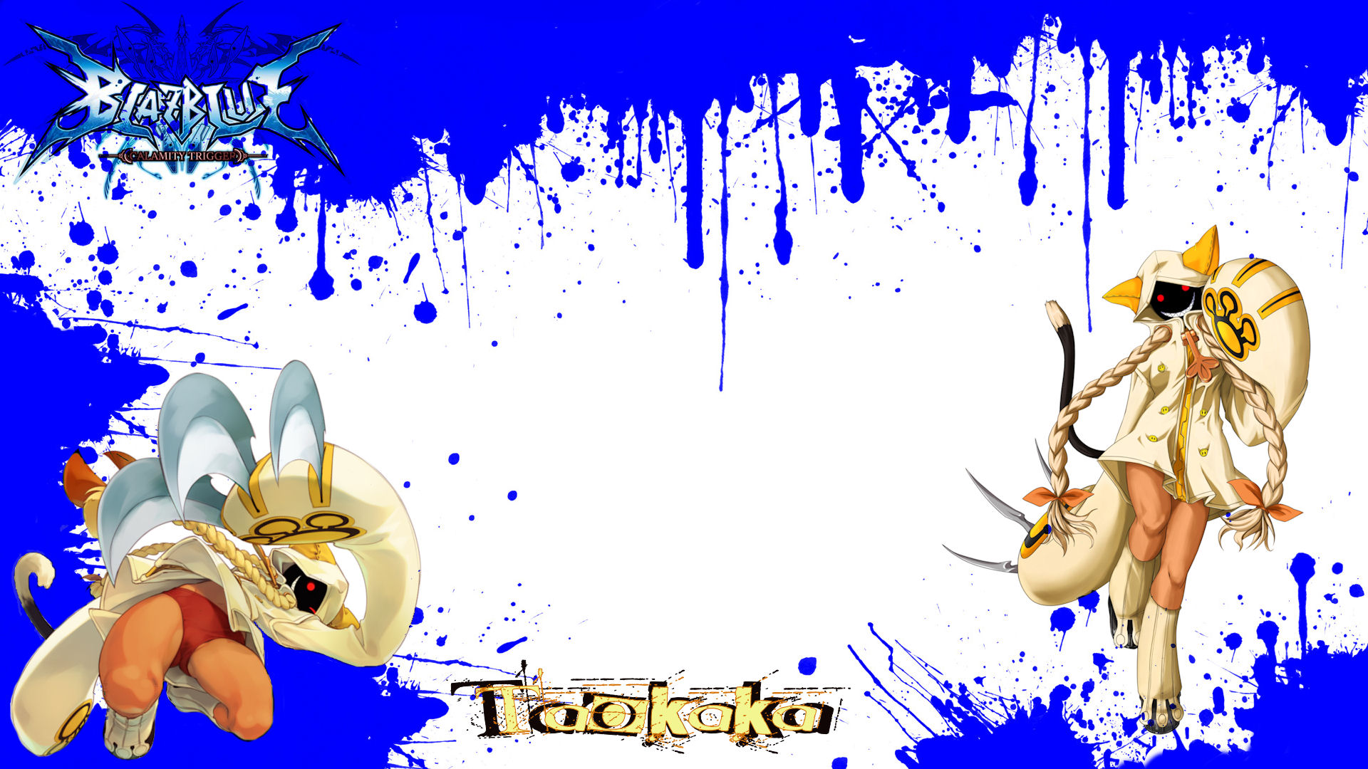 BlazBlue - Taokaka Wallpapers