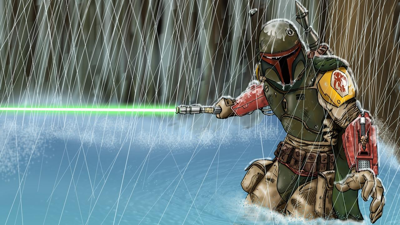 Bobba Fett Wallpapers