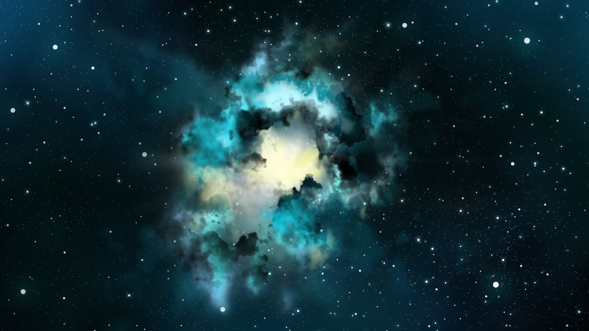 Bright Spot in Space Wallpapers