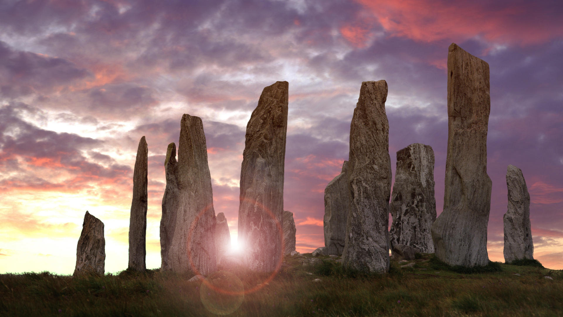 Callanish Standing Stones Wallpapers