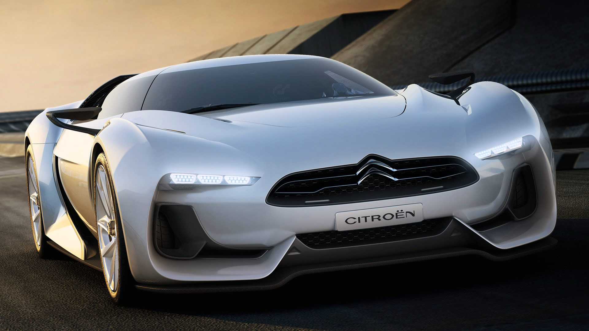 Citroen GT Wallpapers