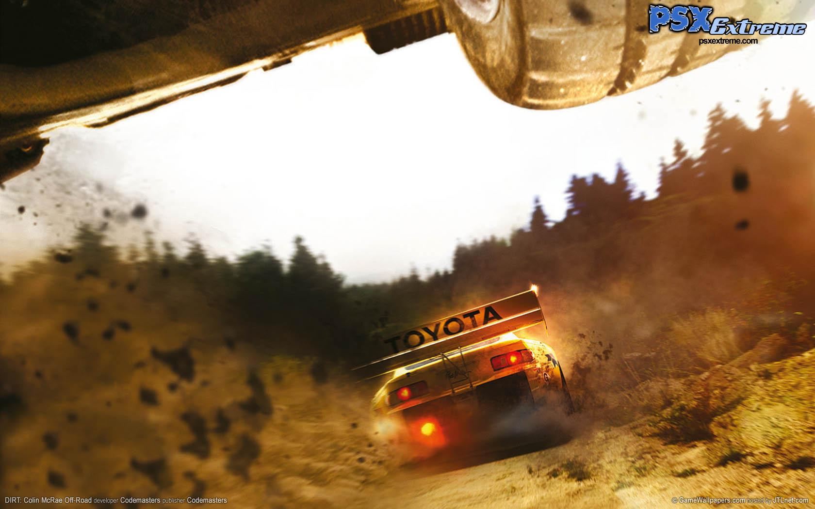 Colin McRae Off Road Wallpapers