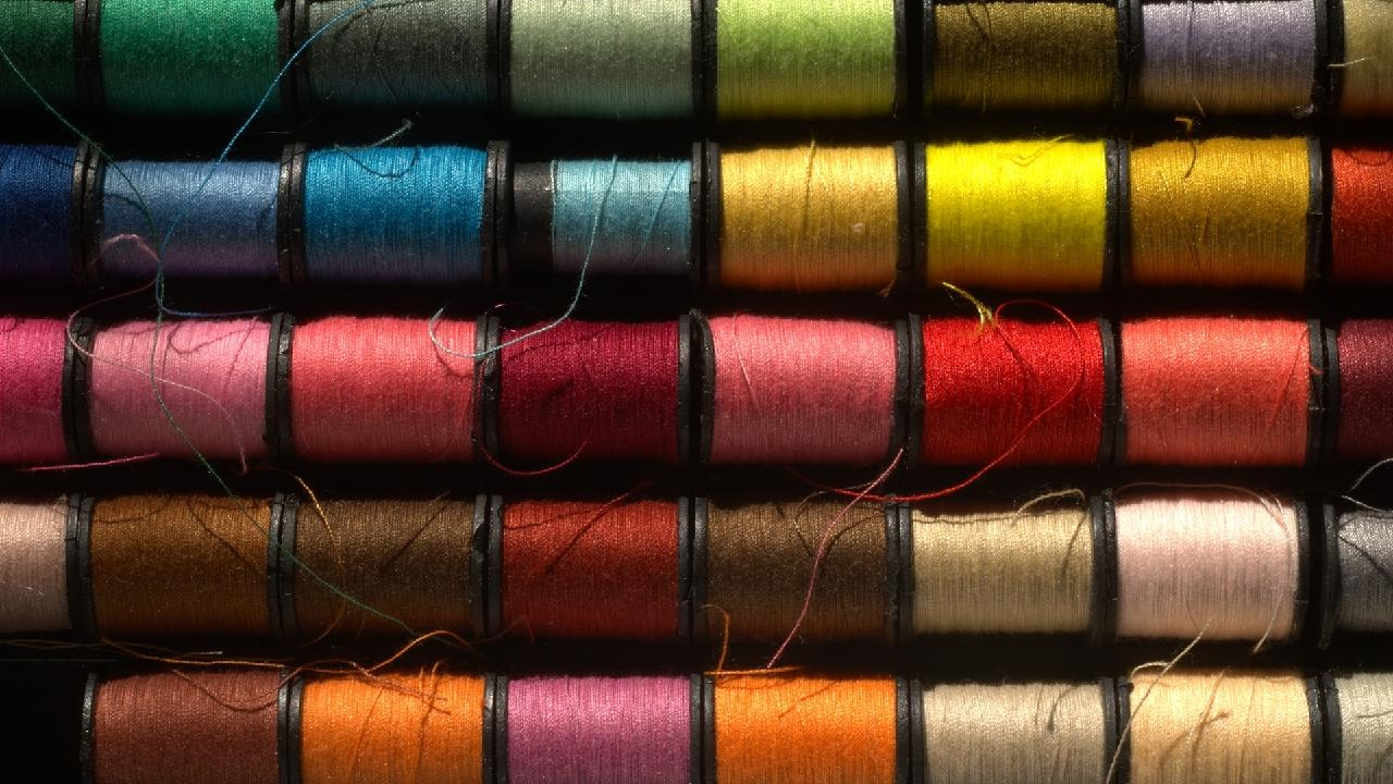 Colorful Yarn Wallpapers