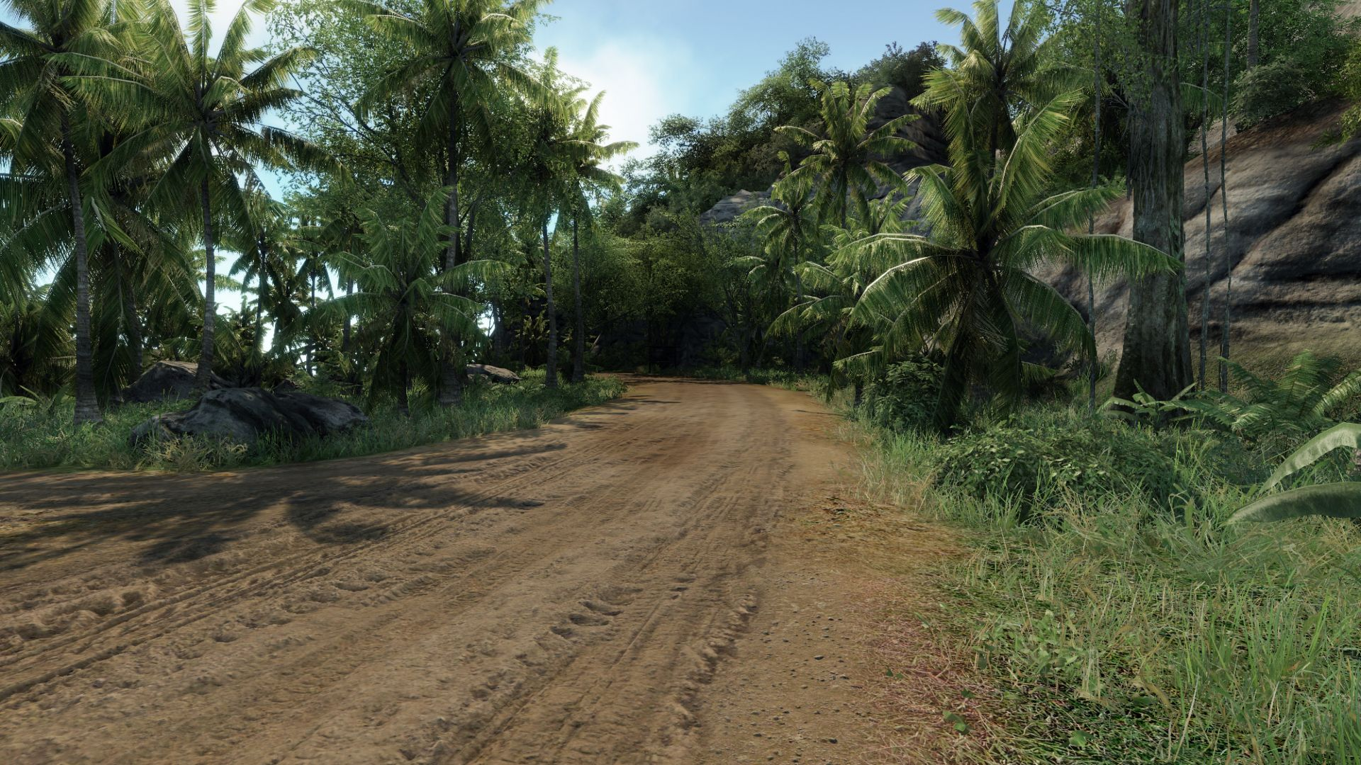 Crysis - Environment Wallpapers