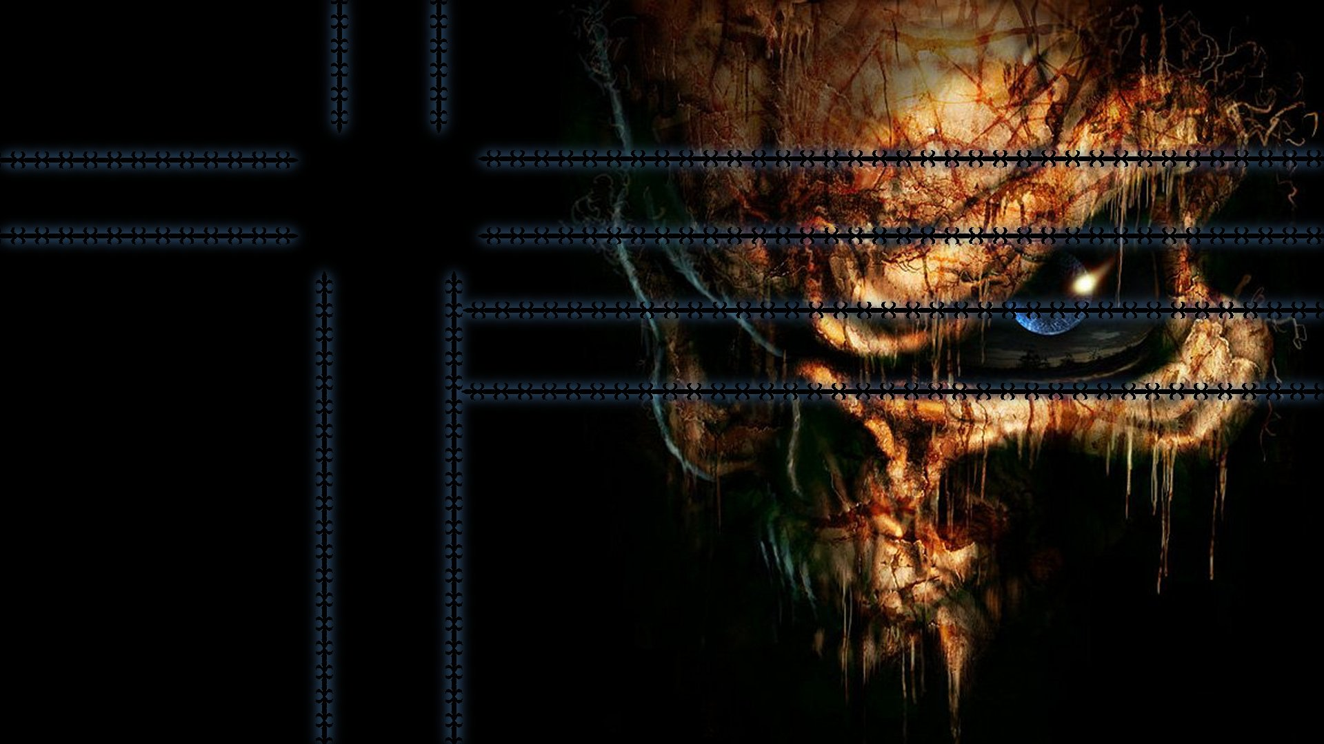 Dark Skull Wallpapers