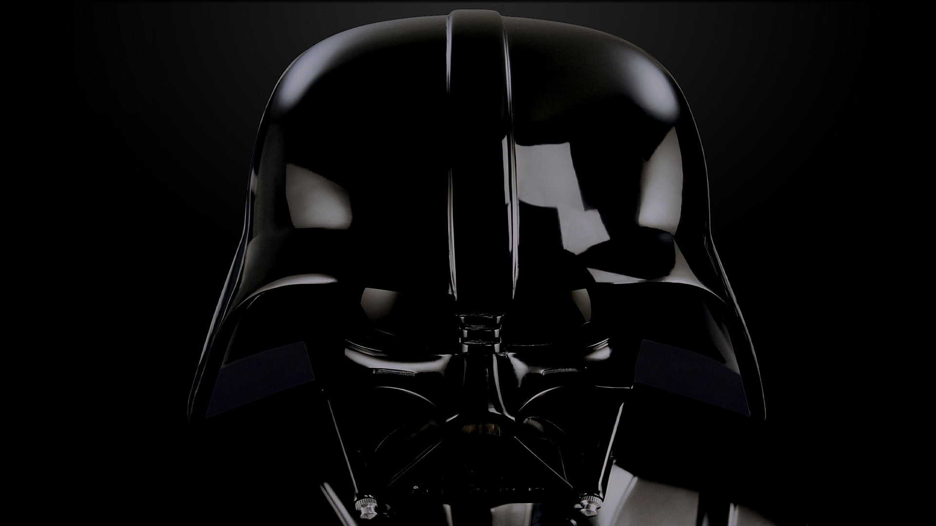 Darth Vader in the Darkness Wallpapers