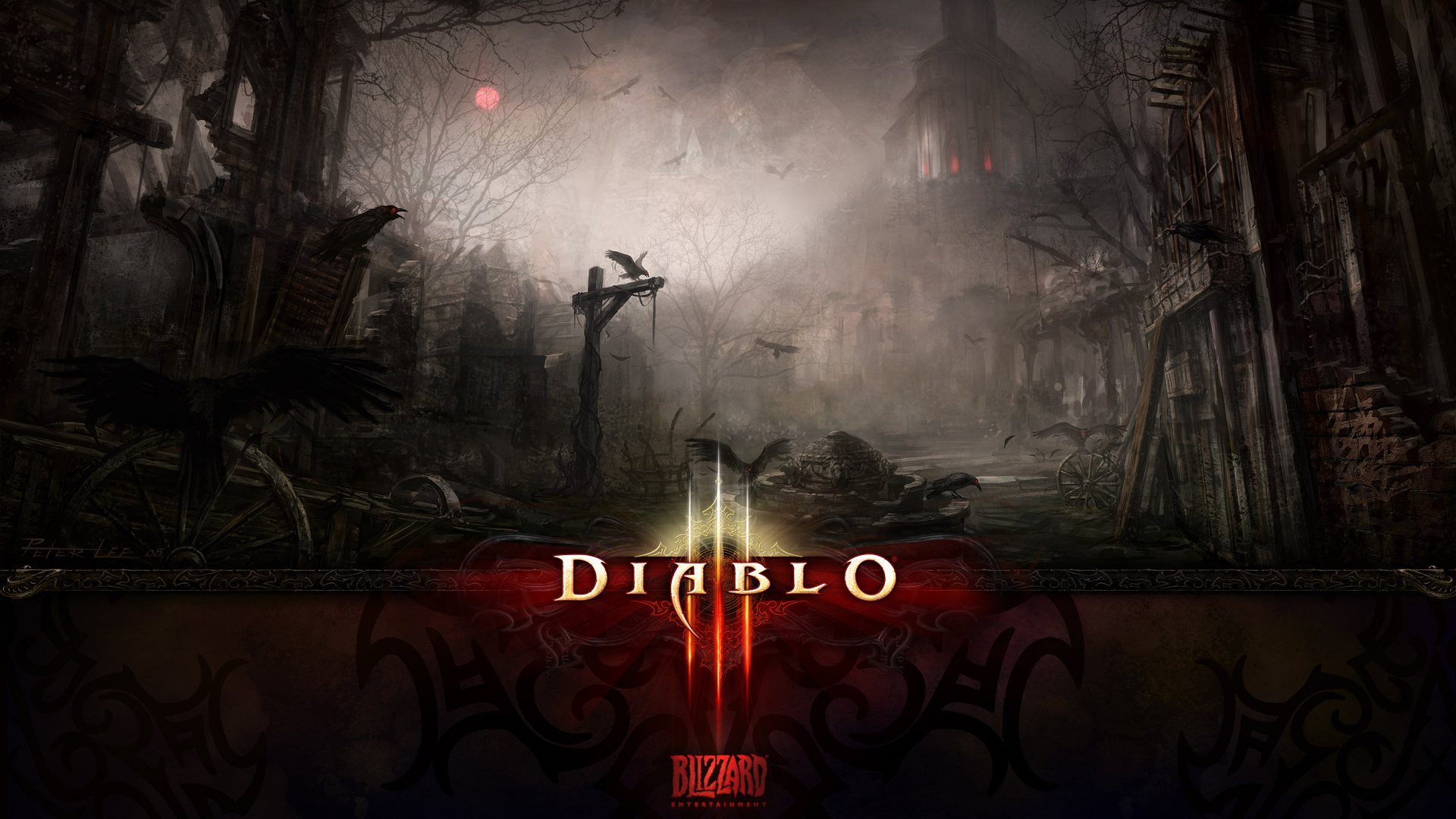 Diablo III - Landscape Wallpapers